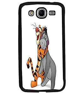 PRINTSWAG CARTOON CHARACTER Designer Back Cover Case for SAMSUNG GALAXY MEGA 5.8
