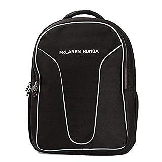McLaren Honda Cartables - Sports Line Rucksack - Mesures- 43x31x12 - Colour - Noir