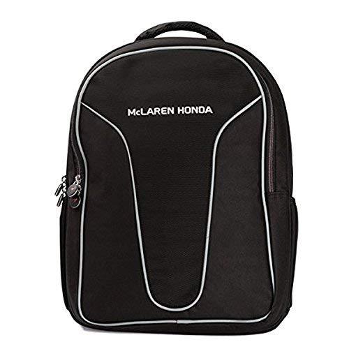 McLaren Honda - Sports Line Rucksack - Schnitzen - 43x31x12 - Farbe - schwarz