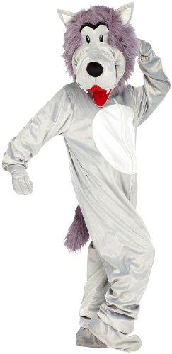 infactory Fasnacht-Kostüme: Halloween- und Faschings-Kostüm Wolf (Kostüme für Damen, (Kälte Halloween Kostüme Für Kinder)