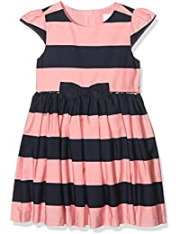 Pumpkin Patch Girl's Bold Stripe Dress