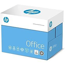Hewlett-Packard Office - Boîte de 5 rames - 2500 feuilles (5x500) de papier - 80 g/m² - Format A4