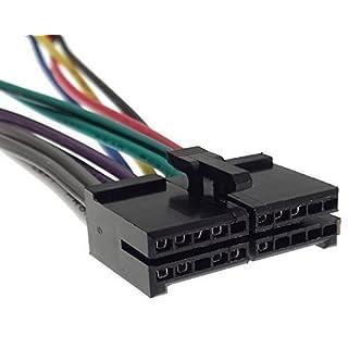 AEG Autoradio Kabel ISO Anschluss Stecker Audiovox ForYou JGC Silvercrest ForYou