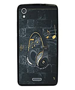 Techno Gadgets back Cover for Gionee Pioneer P6