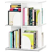 JD Librero Estante Bookshelf - Student Simple Bookshelf Floor Estantería de Almacenamiento para estantería pequeña para niños Minimalistas Modernos (Tamaño : 39x39x66cm)