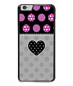 PrintVisa Designer Back Case Cover for Apple iPhone 6S (Love Lovely Attitude Men Man Manly)