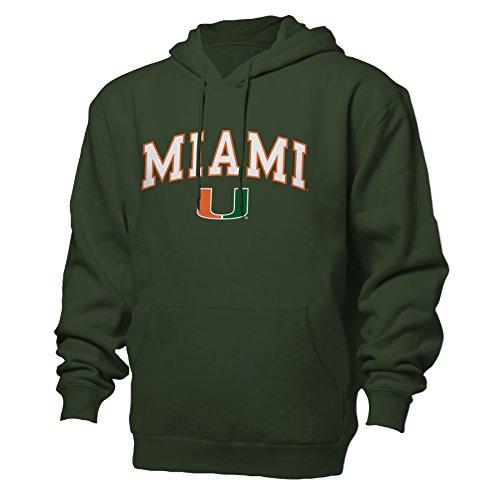 Ouray Sportswear NCAA Benchmark Hood, Athletic Hunter, Small