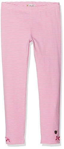 Steiff Mädchen Leggings, Rosa (Morning Glory 7013), (Herstellergröße:122) (Leggings Mädchen Jersey)