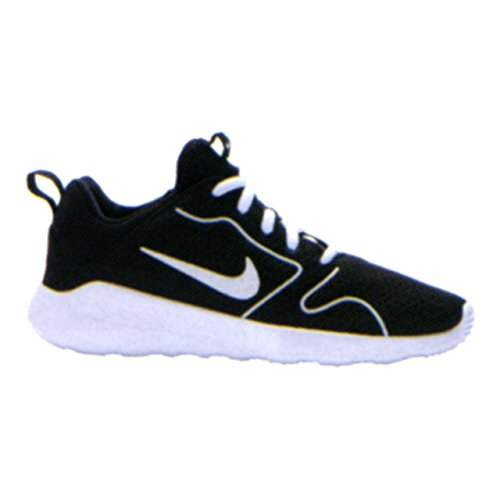 Nike Kaishi 2.0 (Gs), Chaussures de Running Entrainement Homme Blanco (Black / White)