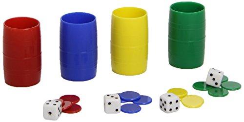 Cayro - Fichas parchís 4 jugadores (074)
