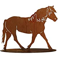 Suchergebnis auf f r pferd rost garten for Gartendeko blechfiguren