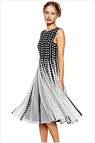 MEINICE - Robe spécial grossesse - Femme - Noir - XL