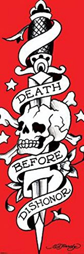 - Death Before Dishonor Tür-Poster (158 x 53 cm) ()