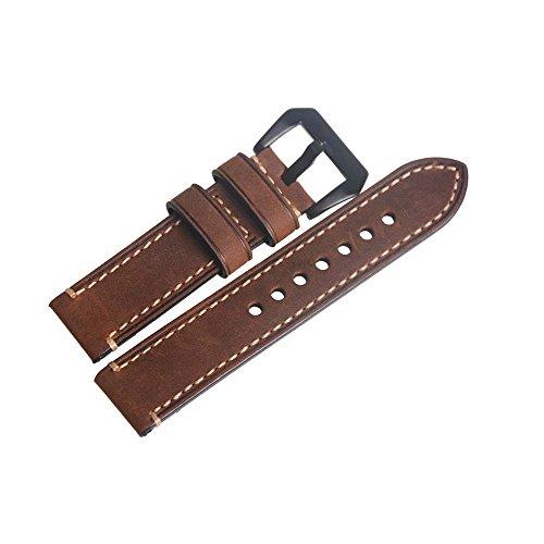 weone-22mm-brown-vintage-en-cuir-veritable-bracelet-montre-bracelet-bracelet-bracelet-avec-black-buc
