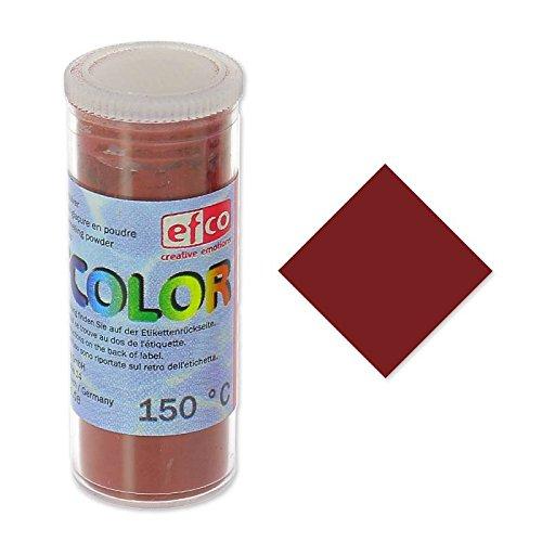 poudre-de-sur-glacure-efcolor-rouge-sombre-x10ml