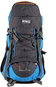 Fab.U Adventure Rucksack - 55 L(Blue)