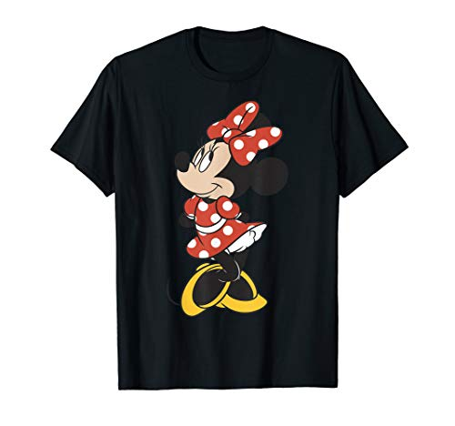 Disney Minnie Mouse Vintage Minnie Pose Graphic T-Shirt -
