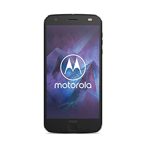 Motorola Moto Z2 Force Edition 13,97 cm (5,5 Zoll) Smartphone (6GB RAM/64GB Speicher, Android) super schwarz