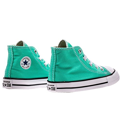 Conversectas Hi Menta - Bottines Unisexes Pour Enfants Mint