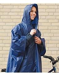 Lot de 5Vestes leichtgewicht Poncho de pluie avec capuche, Poncho de pluie, fahrad, concert, Randonnée pédestre