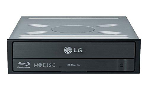 Price comparison product image LG Bulk CD SATA Blu-ray Burner Internal Blu-ray Burners - Black