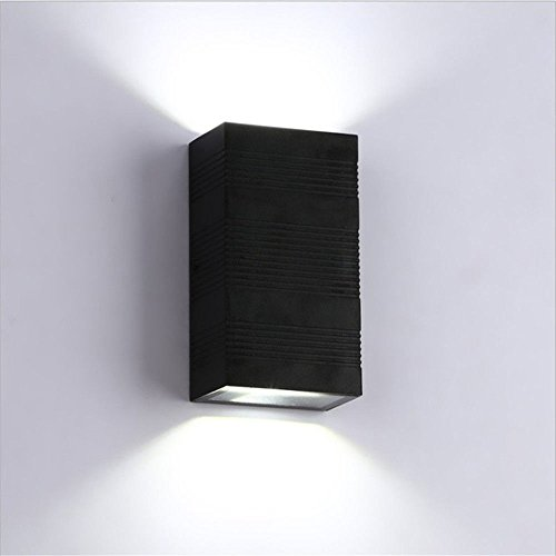 Delta-weiß-bett (LIYAN minimalistische Wandleuchte Wandleuchte E26 /E27 Engineering Licht Eisen moderne, minimalistische Geometrische ästhetische Konzepte delta Beleuchtung am Bett Wandleuchten, weißes Licht)