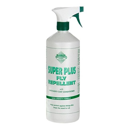 Barrier Super Plus Fly Repellent Test