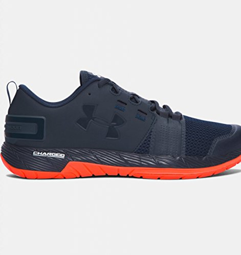 Under Armour Ua Commit Tr, Chaussures Multisport Outdoor Homme Blue Drift/Phoenix Fire