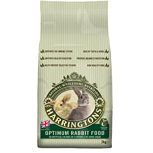 Wagg Optimum Premium Rabbit Food 25kg by Optimum