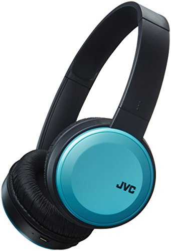 4. JVC - Auriculares On-Ear Bluetooth