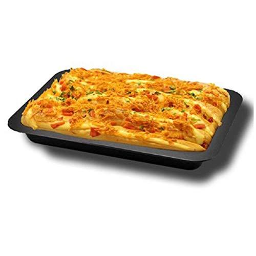 YYH Supergroßes Mehrzweckofen-Backblech Mit Antihaftbeschichtung Für Backbleche Aus Fleisch, Gemüse, Pommes Frites Oder Keksen - Hochwertiger Kohlenstoffstahl