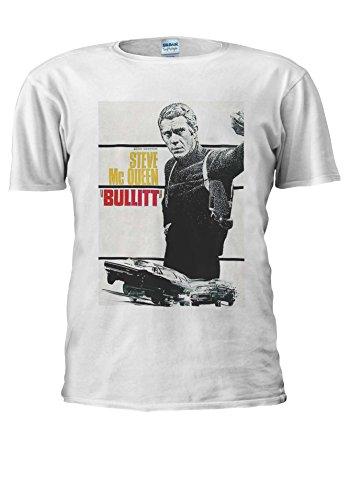 NisabellaLTD -  T-shirt - Maniche corte  - Uomo ..White XXXX-Large