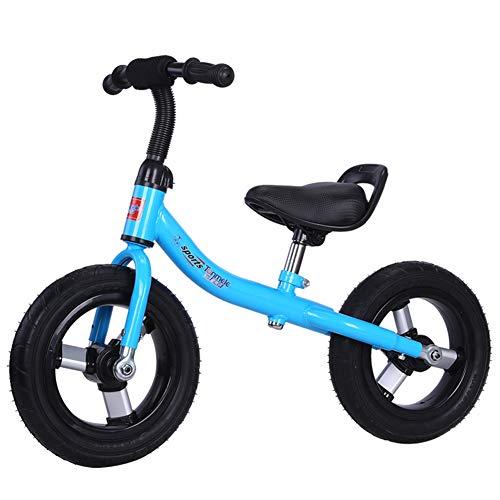 WYX 2-6 Años De Edad, Los Niños En Bicicleta Sin Pedal Deslizar El Bebé Deslizante Bicicleta Auto Equilibrio Scooters 10 Pulgadas,b