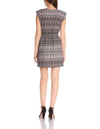 Vila Damen Kleid NALAJA SHORT DRESS/TMS Weiß - Weiß