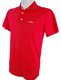 0d0a6321ff14b Chervo Golf Herren Polo Hemd Poloshirt Dry Matic Aurusa Rot 850
