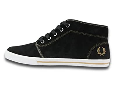 Fred Perry - Fred Perry Fletcher Suede b1065 102 - fletcher b1065 102 - 44