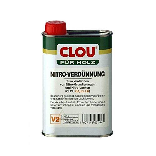 Clou Nitro-Verdünnung V2 0,750 L