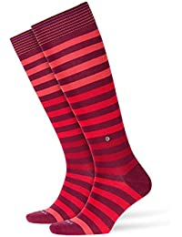 Burlington - Chaussettes de sport - Homme rouge rouge taille unique