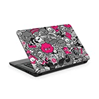 Artikel NS-041 Notebook/Laptop Sticker, Renkli