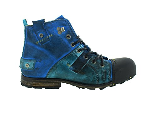 YELLOW CAB Boots INDUSTRIAL 15012 - light blue Light Blue