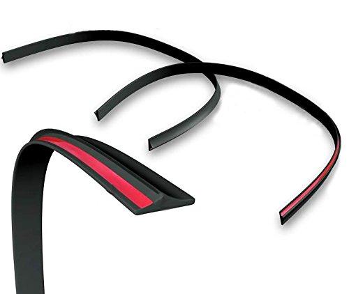 Hansen Styling Parts-Allargamento dei parafanghi (2pezzi) 20mm per pagina universale, compatibile con molti (Dodge Ram Srt 10 Viper)