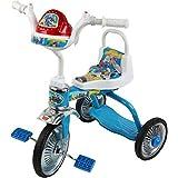 Three Wheels Bike For Kids, White