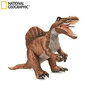Lelly 770.789 - Spinosaurus National Geographic, Longitud 77 cm / 37 cm de Altura