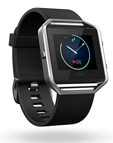 FitBit-Smartwatch-Blaze-Noir