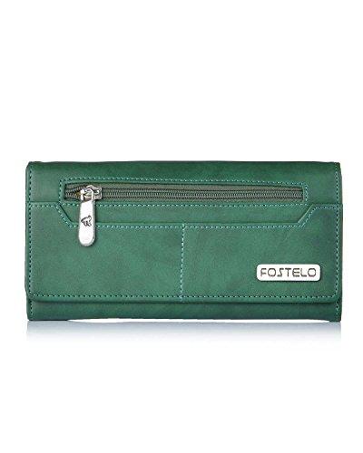Fostelo Versatile Women's Clutch (Green)