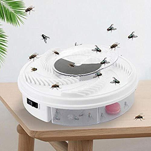 YOLE Automatische Fliegenfalle, Familie RestaurantMain Hotel Fliegenfänger Fliegenschutz Insektenvernichter Kein elektrischer Fliegenkiller. Indoor Outdoor