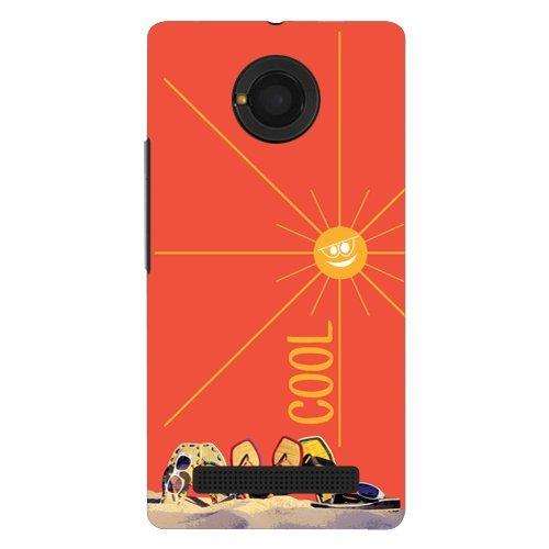 Kaira Brand Designer Hard Back Case Cover for Micromax YU Yunique 4G (Cool)