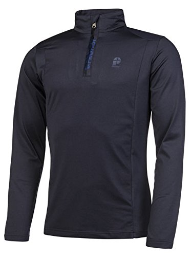 Protest WILLOWY 1/4 Zip TOP Ground Blue L 1/4 Zip Pullover Top