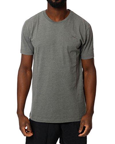 CLEPTOMANICX Herren T-Shirts Ligull Regular Olive