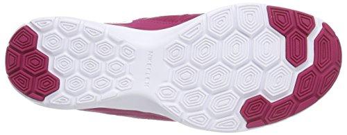 Nike - Flex Trainer 5 Print, Scarpe Da Ginnastica da donna Rosa (sport fuchsia/white/tl/vivid pink)
